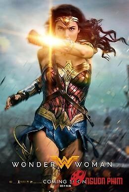 Wonder Woman: Nữ Thần Chiến Binh