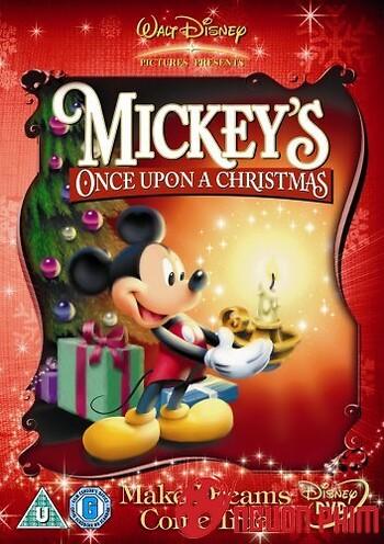 Giáng Sinh Vui Vẻ Cùng Mickey