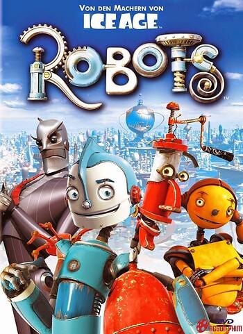 Thành Phố Robot