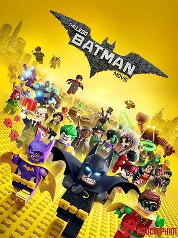 Câu Chuyện Lego Batman