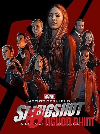Đội Đặc Nhiệm Shield: Slingshot