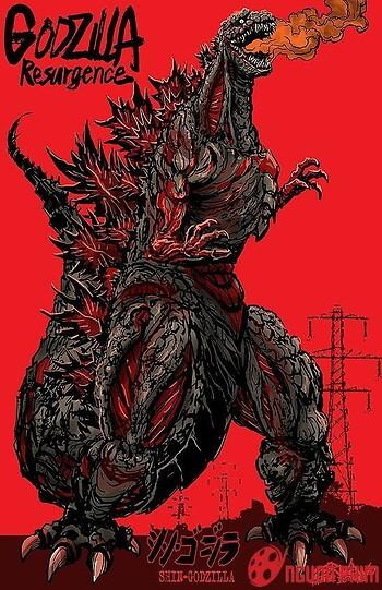 Godzilla Hồi Sinh