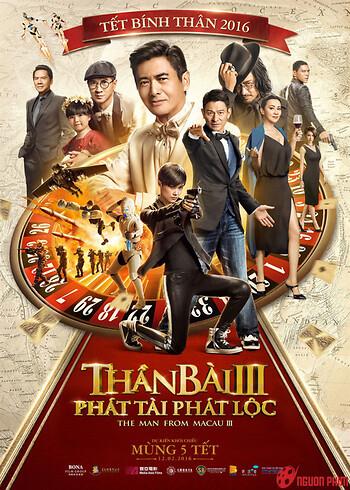 Thần Bài Macau 3