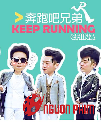 Running Man Bản Trung Quốc Phần 6