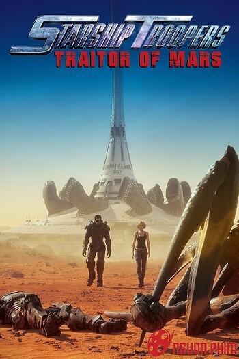 Nhện Khổng Lồ: Kẻ Phản Bội Sao Hỏa