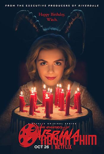 Những Cuộc Phiêu Lưu Rùng Rợn Của Sabrina (Phần 2)