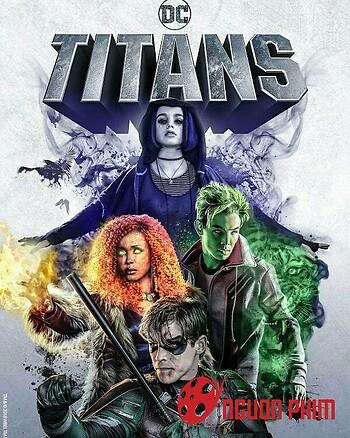 Biệt Đội Titans