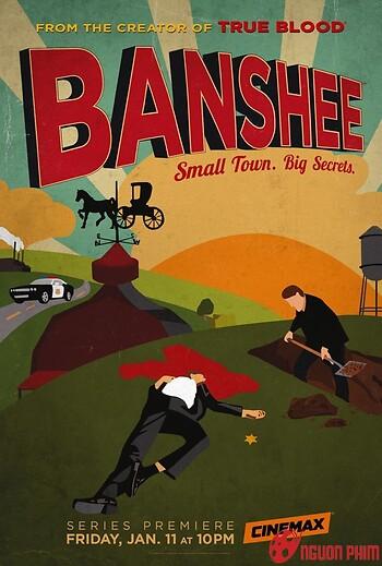 Thị Trấn Banshee 1