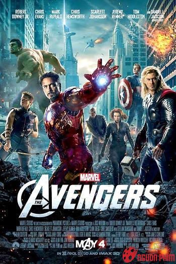 Biệt Đội Siêu Anh Hùng 1 - The Avengers