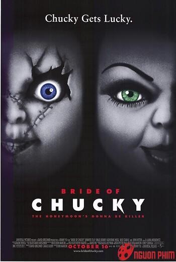 Búp Bê Ma Ám 4: Cô Dâu Của Chucky