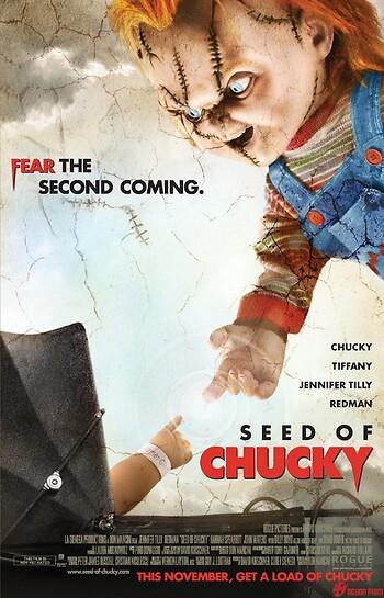 Ma Búp Bê 5 | Búp Bê Ma Ám 5: Con Của Chucky