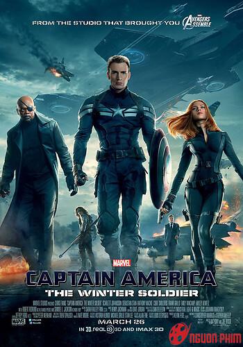 Captain America 2: Chiến Binh Mùa Đông (Đại Úy Mỹ 2)
