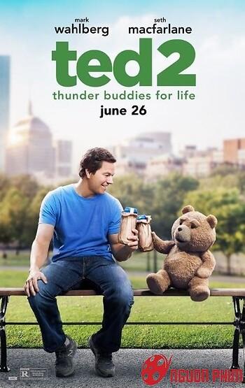 Gấu Siêu Bựa 2 | Chú Gấu Ted 2
