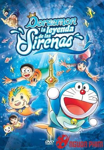 Doraemon: Nobita Và Cuộc Đại Thủy Chiến Ở Xứ Sở Người Cá