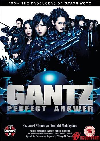 Gantz - Câu Trả Lời Hoàn Hảo