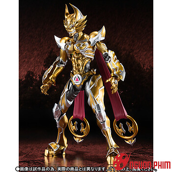 Golden Knight Garo Blu-Ray