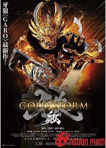 Garo Gold Storm - Shou