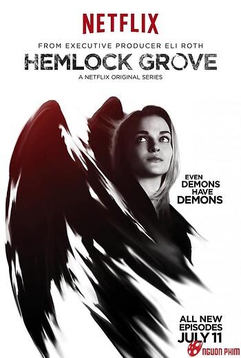 Thị Trấn Hemlock Grove Phần 2