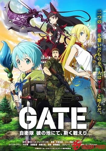 Gate 2016 Jieitai Kanochi Nite, Kaku Tatakeri