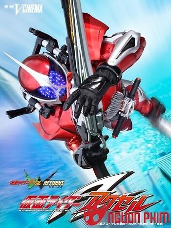 Kamen Rider W Return - Kamen Rider Accel