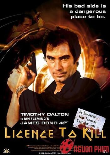 Điệp Viên 007: Quyền Được Giết