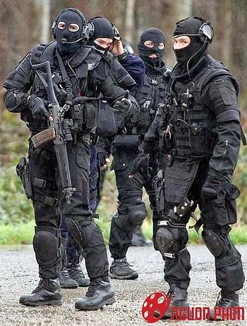 Lực Lượng Đặc Cảnh