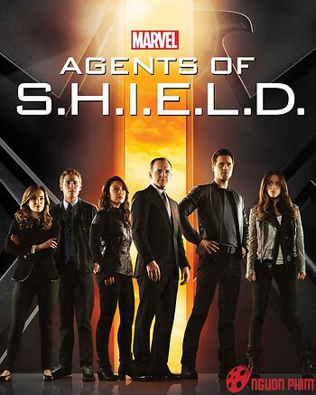 Đặc vụ Shield 3