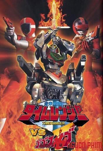 Mirai Sentai Timeranger Vs Gogov