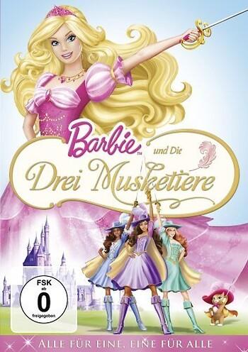 Barbie Và 3 Nàng Lính Ngự Lâm Quân