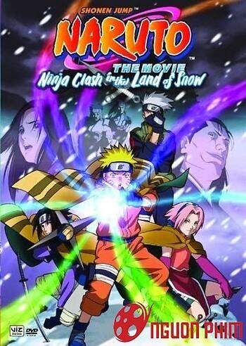 Naruto: Cuộc Chiến Ở Tuyết Quốc