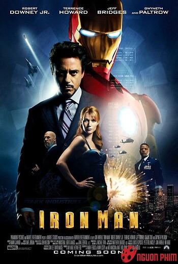 Người Sắt 1 - Iron Man