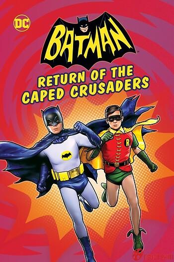 Batman: Sự Trở Lại Của Đội Quân Thập Tự