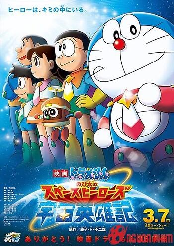Doraemon: Nobita Và Những Hiệp Sĩ Không Gian