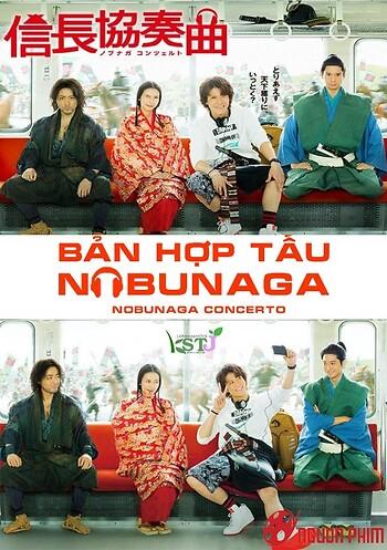 Bản Hợp Tấu Nobunaga