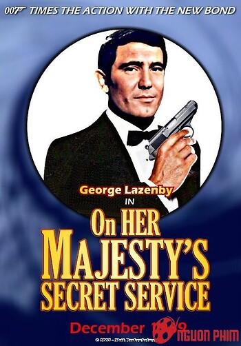 Điệp Viên 007: Mật Lệnh Tối Mật Của Nữ Hoàng