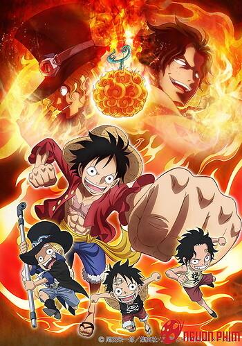 One Piece 9: Lời Hứa Của 3 Anh Em