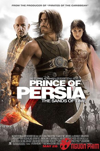 Hoàng Tử Ba Tư :dòng Cát Thời Gian Behind Scene (2010)