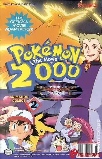 Pokémon: Sự Bùng Nổ Của Logia Huyền Thoại