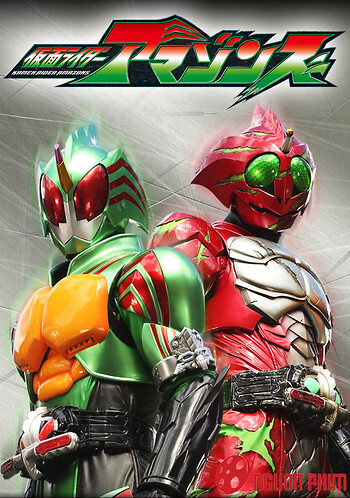 Siêu Nhân Kamen Rider Amazon