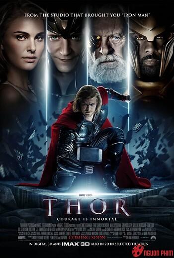 Thần Sấm 1 Thor