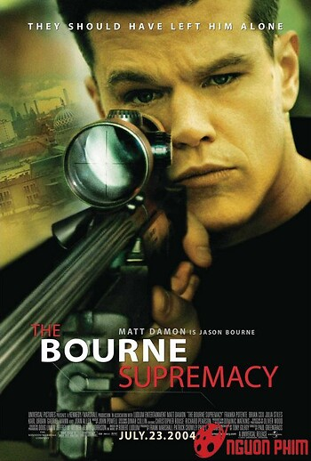 Quyền Lực Của Bourne