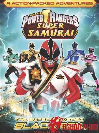 Siêu Nhân Samurai