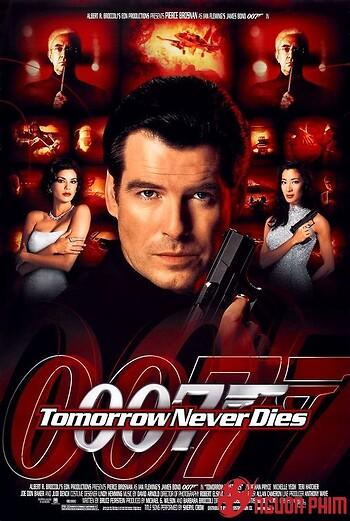 Điệp Viên 007: Ngày Mai Không Lụi Tàn