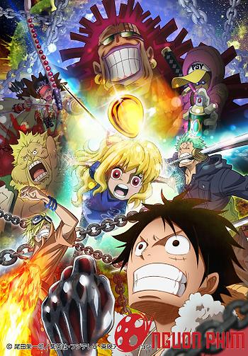 One Piece: Trái Tim Của Vàng