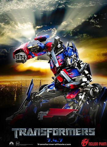 Transformers 1: Robot Đại Chiến