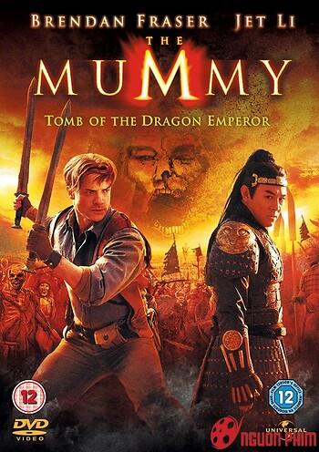 Xác Ướp Ai Cập 3: Lăng Mộ Tần Vương  (2008)