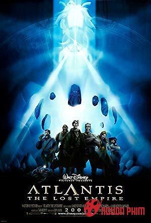 Atlantis: Đế Chế Thất Lạc