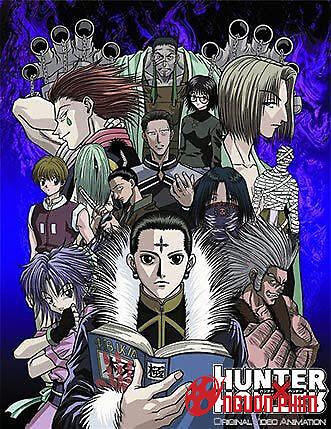 Hunter X Hunter 1998