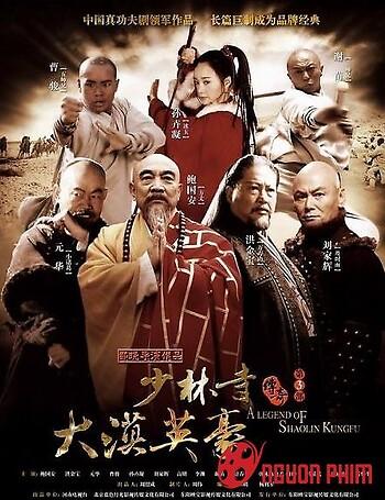 Thiếu Lâm Tự Truyền Kỳ: Phần 1