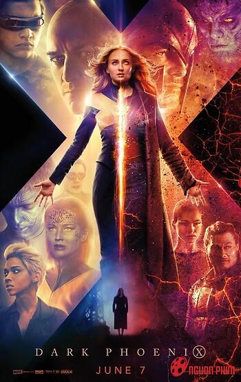 X-Men: Phượng Hoàng Bóng Đêm